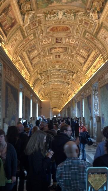 hall of maps